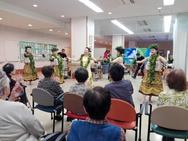 2016年10月10日東村山市 多摩すずらん「お楽しみ会」
