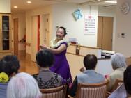 2017年10月15日 東大和市「グループホーム風の樹」訪問